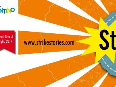 Strike! In giuria tra gli esperti anche Vic di Radio Deejay. Candidature entro 31 luglio