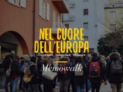 Memowalk – 31 agosto a Trento e Lavis