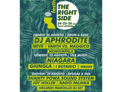 The RIGHT SIDE Festival 5.0
