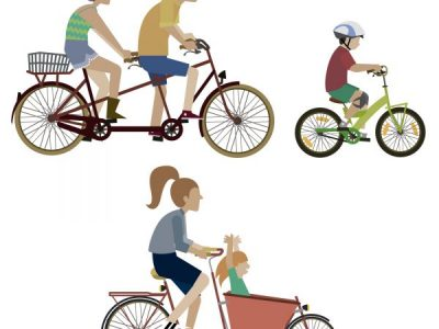 TRENTOinBICI. Il 16 settembre la prima edizione della Festa della Bicicletta