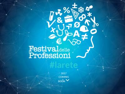 19-21 ottobre – Festival delle professioni #larete