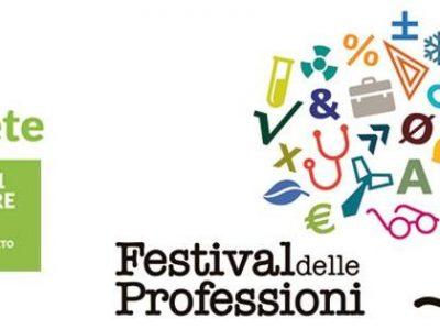 Festival delle professioni 2017 – 19-20-21 ottobre.
