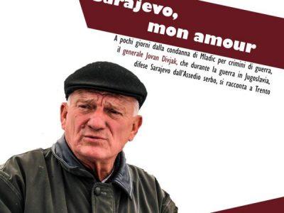 03/12 a Trento – Incontro con il generale che difese Sarajevo.