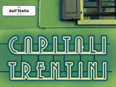 15/02 Smart Lab – Capitali Trentini – N. 3: tra Youth workers, jazz e fotografia