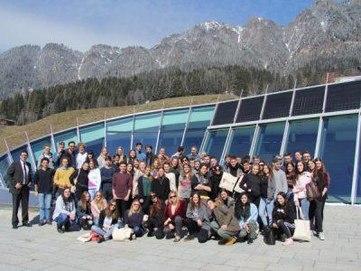 Festival della gioventù, nuove idee per l'Euregio del futuro