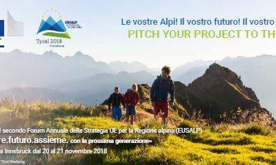 Pitch your project to the EU: iscrizioni fino al 31 ottobre