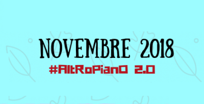 Altropiano: le proposte per novembre!