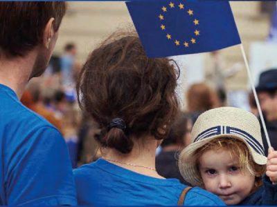 EU and me: i giovani alla scoperta delle istituzioni europee.